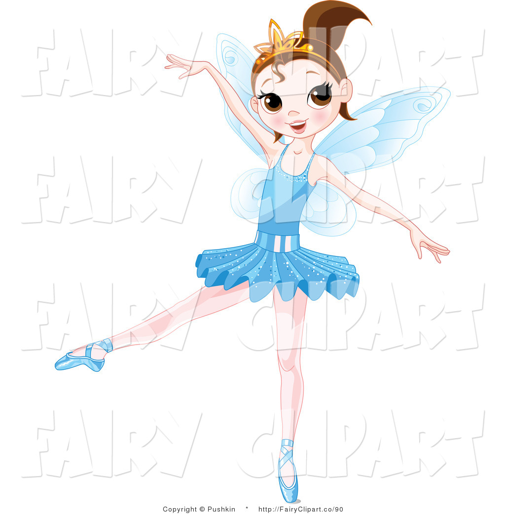 Ballerine clipart blue (72+) Fairy girl Ballerina ballerina