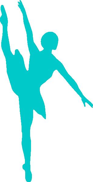 Blue clipart ballerina  vector as: online com