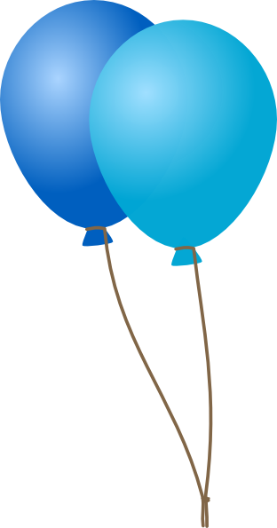 Drawn balloon Balloons com Clker Clip vector