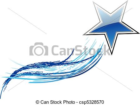 Blue clipart comet Comet Collection Gallery Clipart