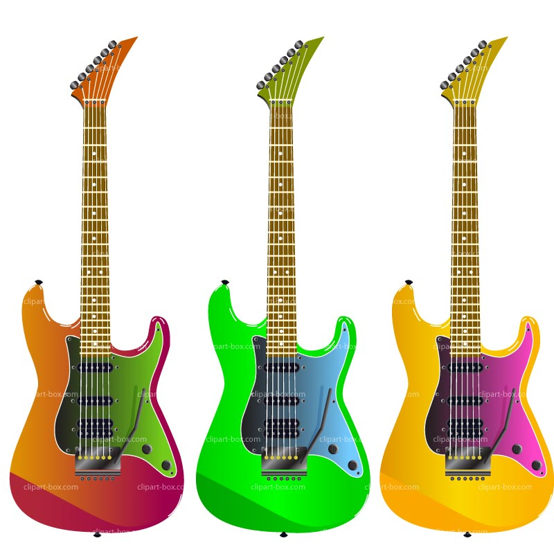 Blur clipart electric guitar Royalty and Royalty free CLIPART