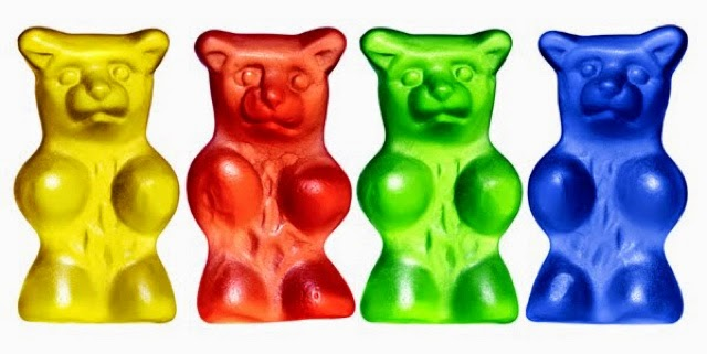 Blue clipart gummy bear Clipart all Clipart about Bear