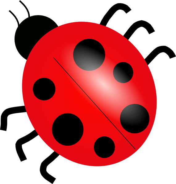 Blue clipart ladybird Clip art Search Божьи Google