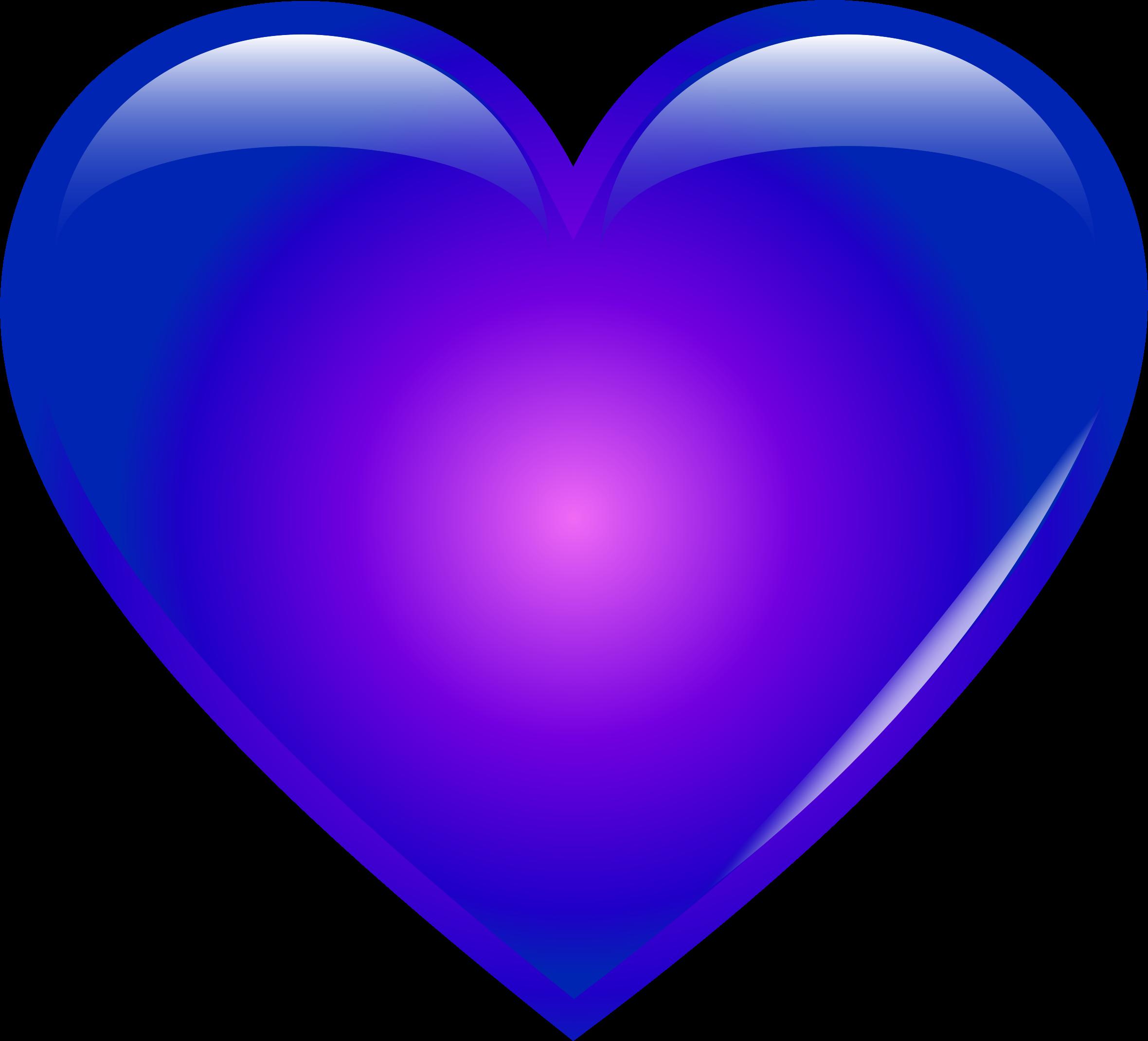 Blue clipart love heart Blue Heart Clipart Heart Blue