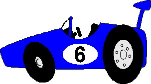 Race Car clipart blue Race Race Panda Art Clipart