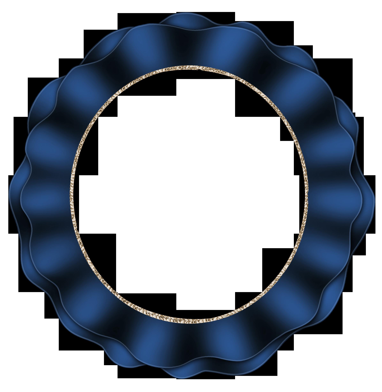 Blue clipart round frame Beautiful Blue Pinterest Beautiful