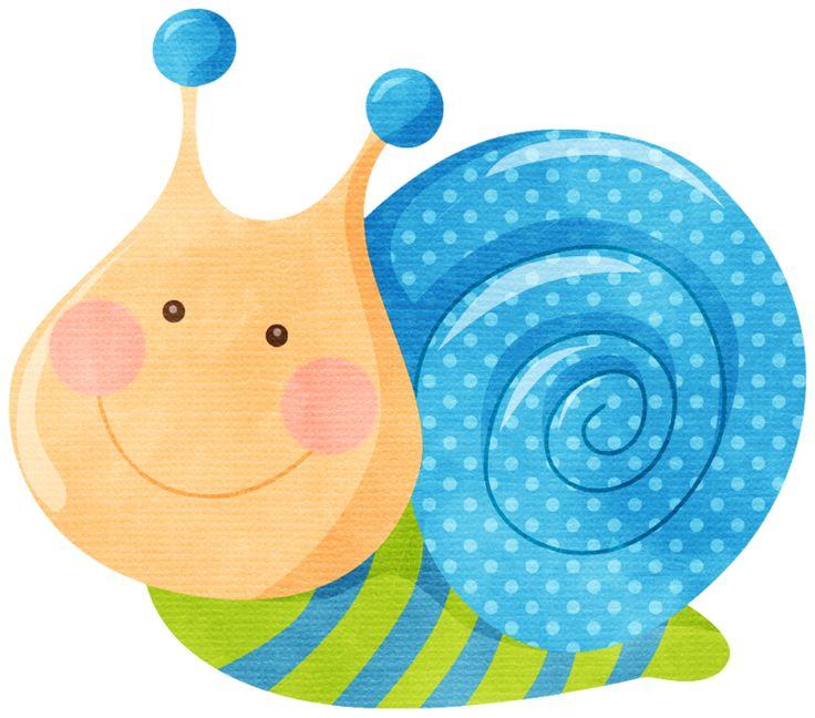 Blue clipart snail Csigabigás Pinterest ötletek Фотки images