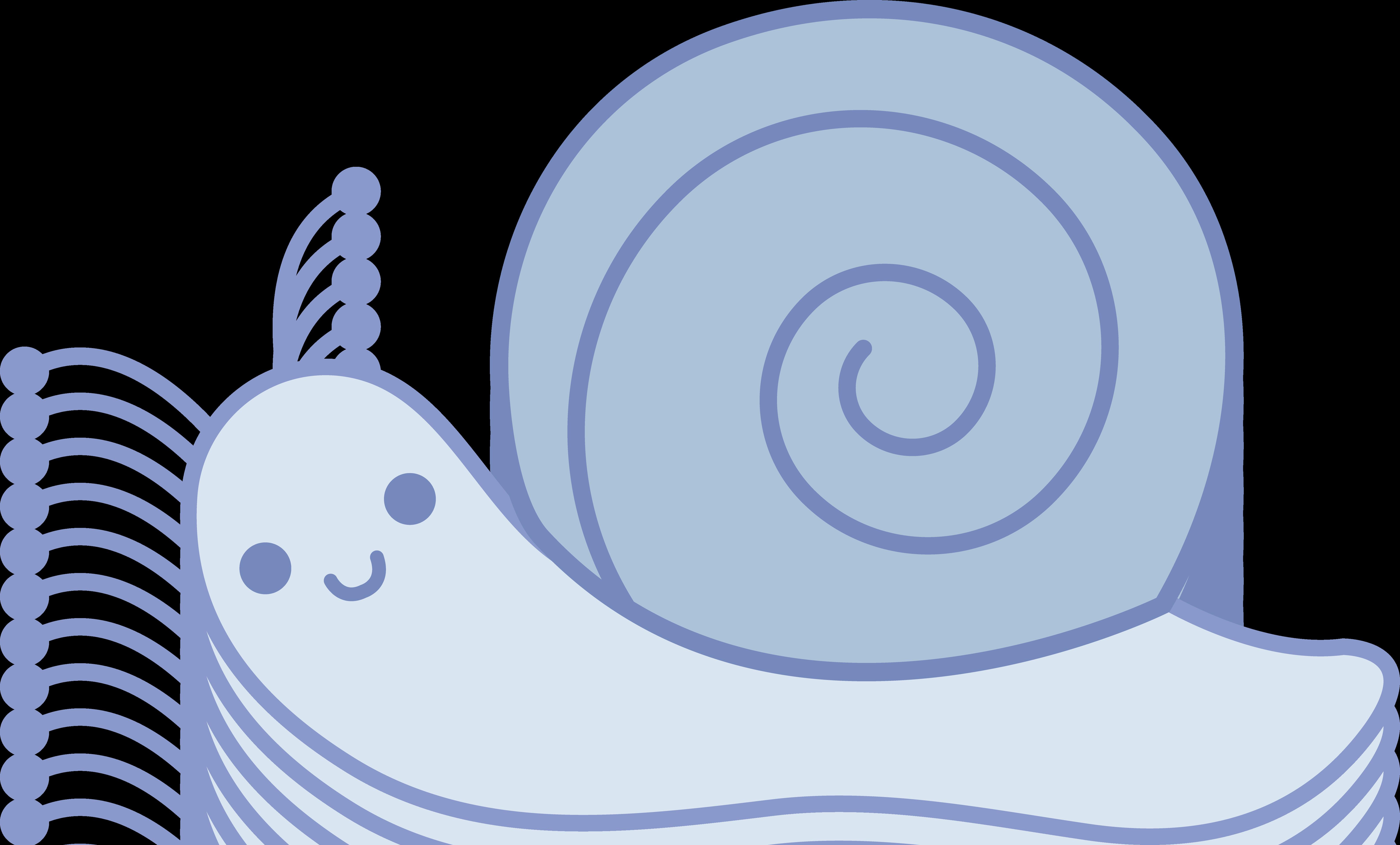 Mollusc clipart cute cartoon #1