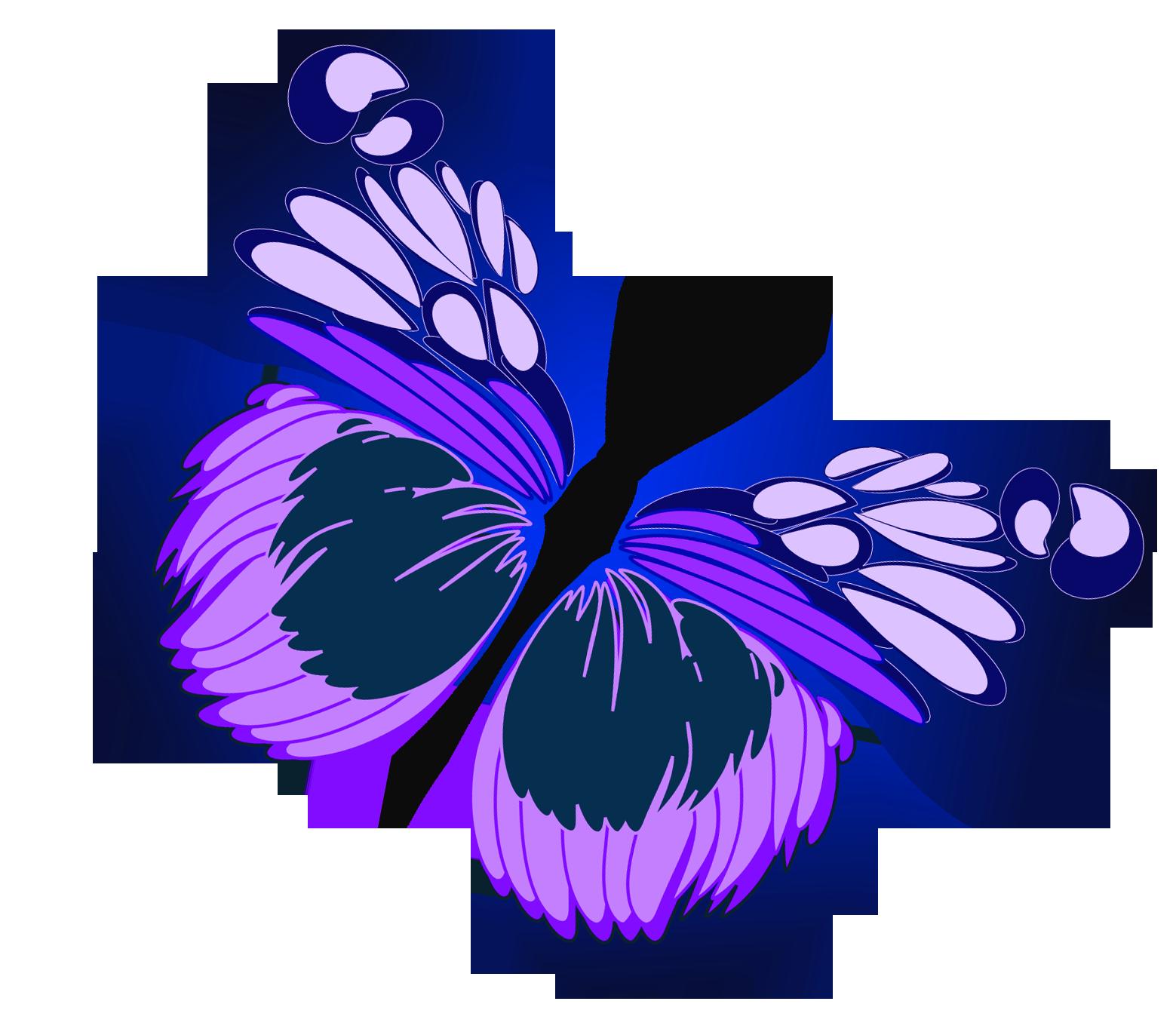 Blue clipart sunflower Clip Butterfly Sunflower – Art
