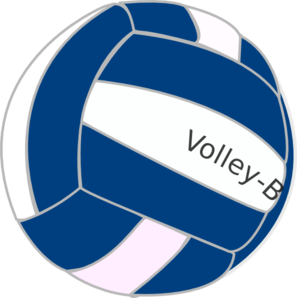 Blue clipart volleyball Free Blue Volleyball blue%20volleyball%20clipart Clipart