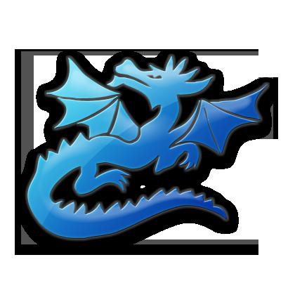 Blue Dragon clipart transparent Blue Blue (73+) Clipart transparent