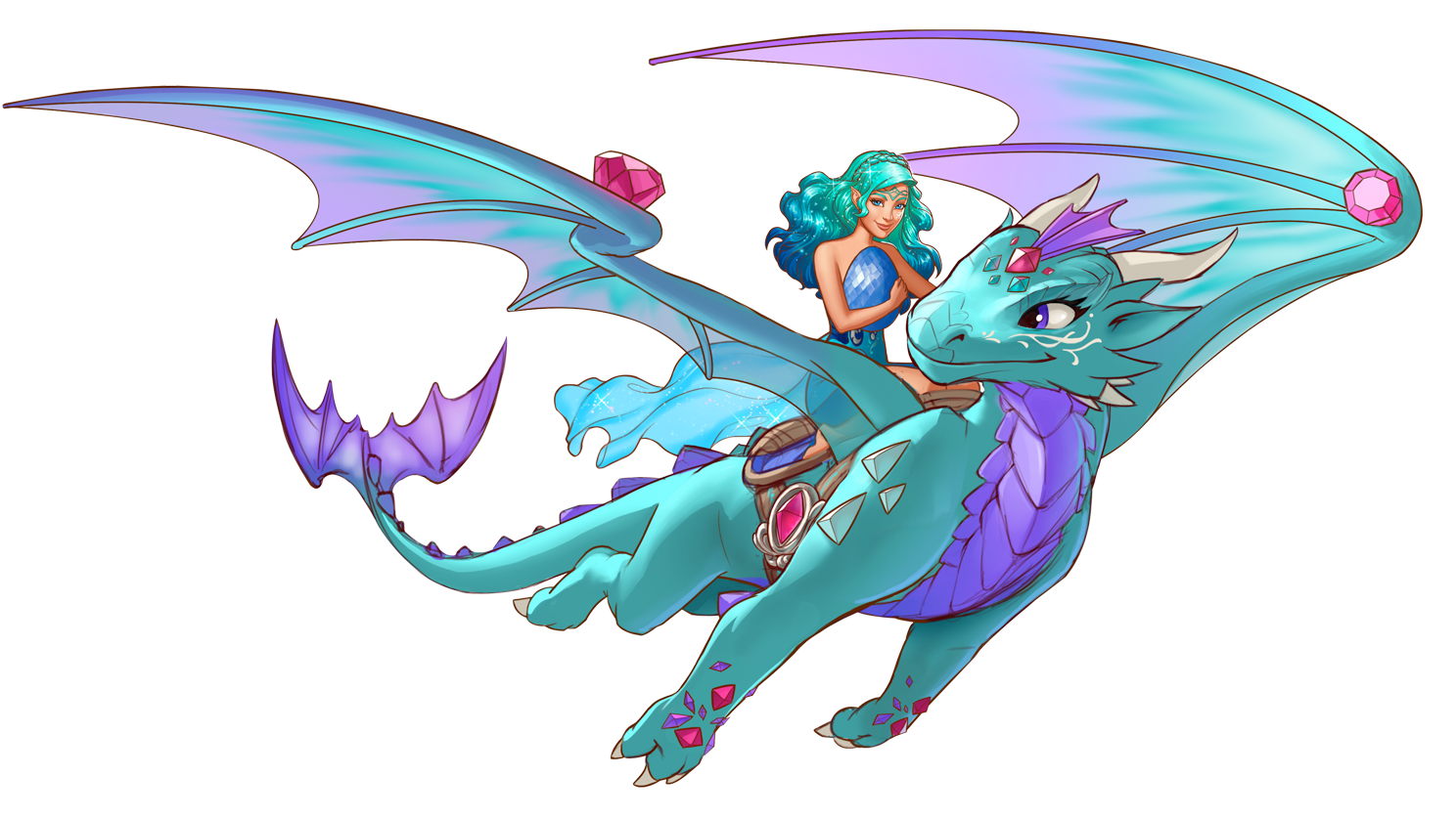 Blue Dragon clipart water dragon Dragon · Closest water Merina