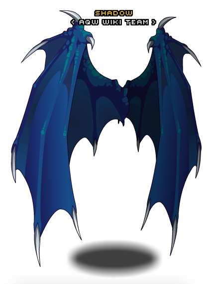 Blue Dragon clipart wings AQW png Wings Sapphire Dragon