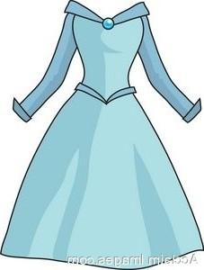 Gown clipart princess dress Dresses Art Clipart Clipart Dress