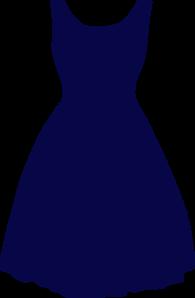 Blue Dress clipart kid winter boot Clip Blue Art com Dress