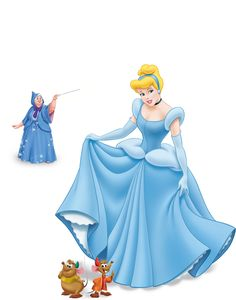 Blue Dress clipart graphic Princess Cinderella Disney (character) Cinderella
