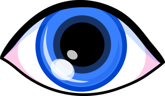 Blue Eyes clipart #10