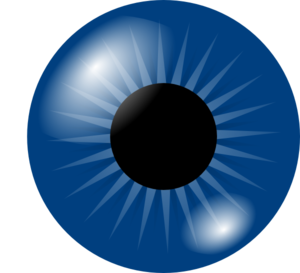 Blue Eyes clipart #15