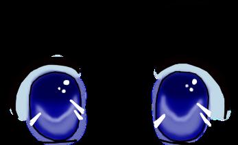 Blue Eyes clipart anime eye By blue Anime DeviantArt eyes