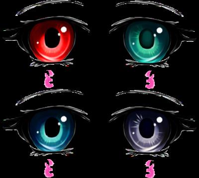 Blue Eyes clipart anime eye By pack anime DeviantArt eyes