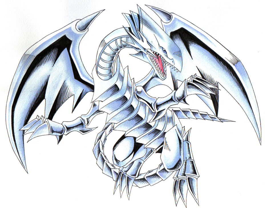 Blue Dragon clipart wings About White Eyes All Clip