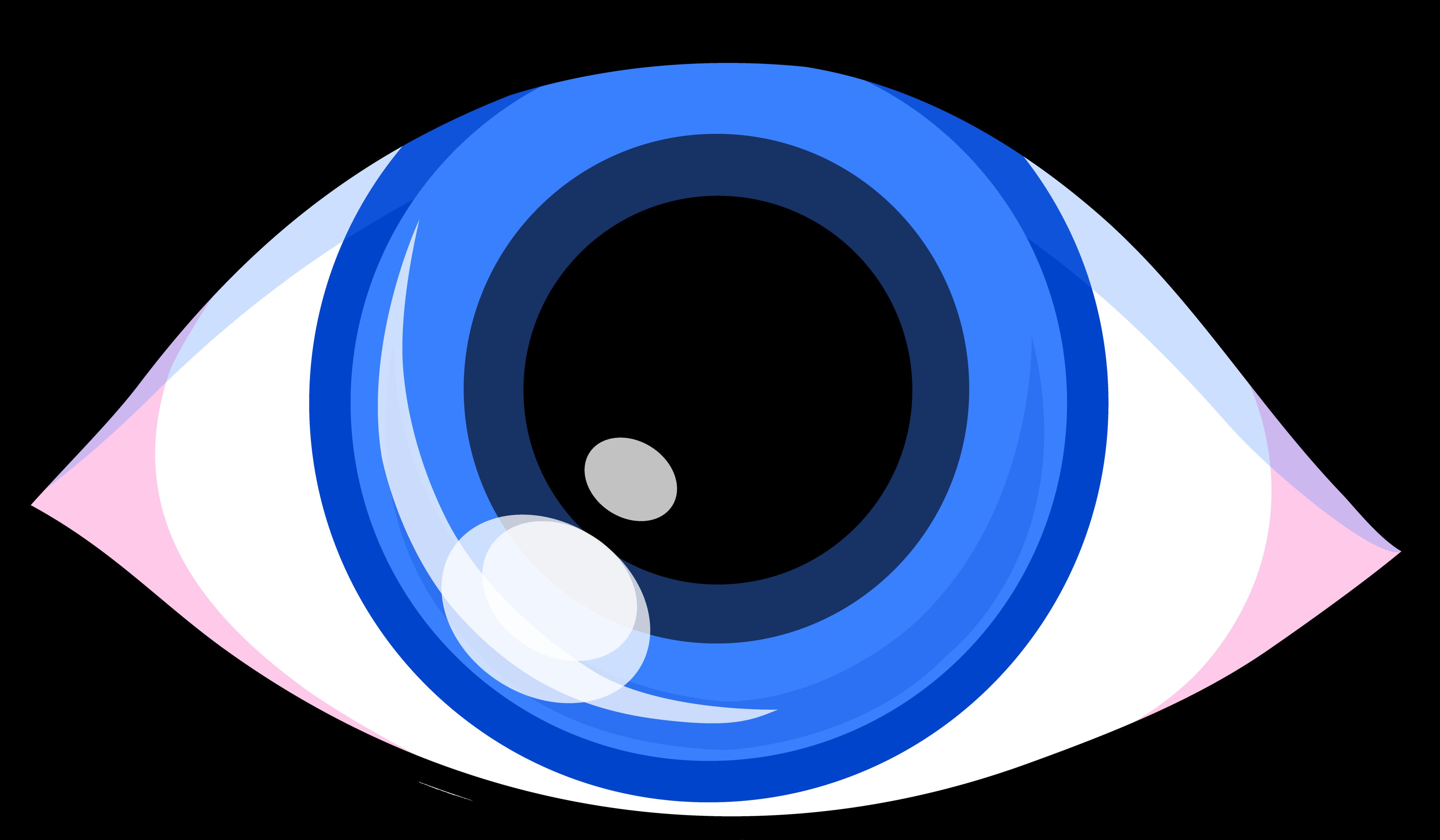 Blue Eyes clipart clipart transparent Clipart free eye Clipart Clip