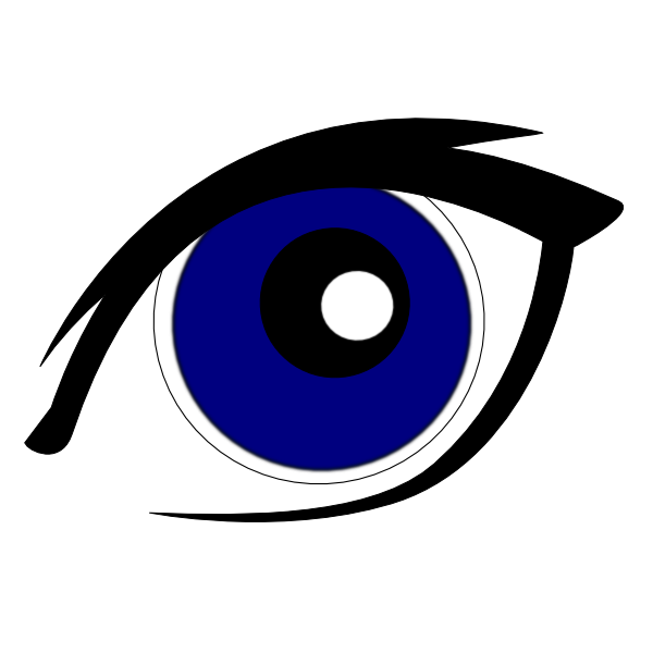 Blue Eyes clipart clipart transparent At Blue com Eye(s) Download