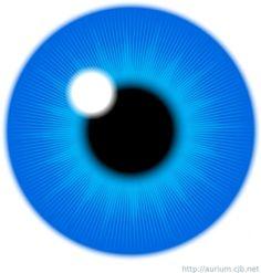 Blue Eyes clipart eye tear Crying EyesBlue Ball down Image