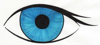 Blue Eyes clipart eyeball Eye Blue Eye Clipart «