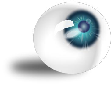 Blue Eyes clipart eyeball Art Free Public Free Eye