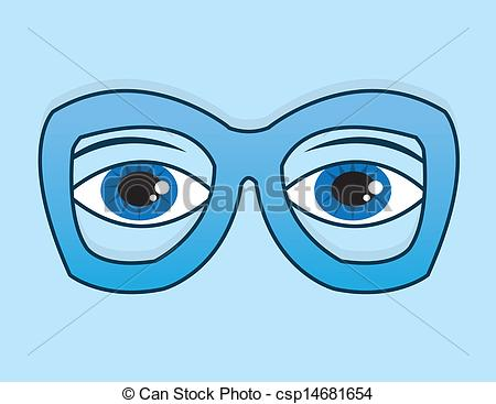 Blue Eyes clipart glass clip art Clipart Glasses with glasses