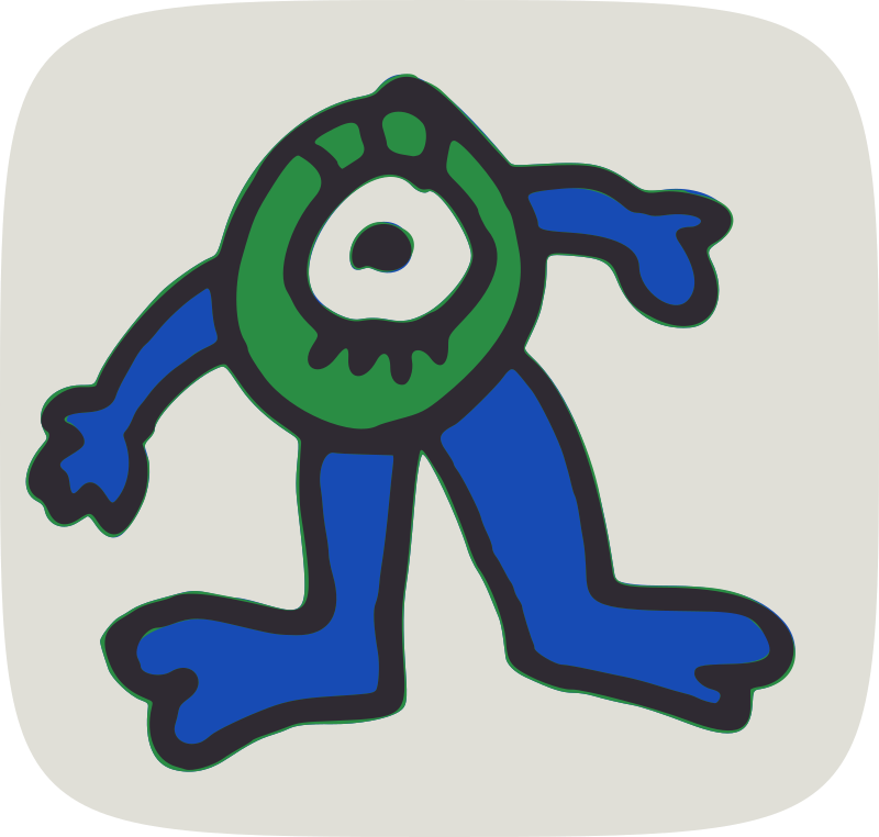 Blue Eyes clipart one eye Art Clip Eye Download Art