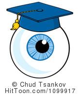 Blue Eyes clipart optometry Clipart Blue Eyeball Royalty Wearing