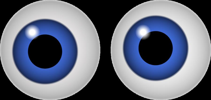 Blue Eyes clipart round eye Eyes Eyes Round Blue clipartsgram