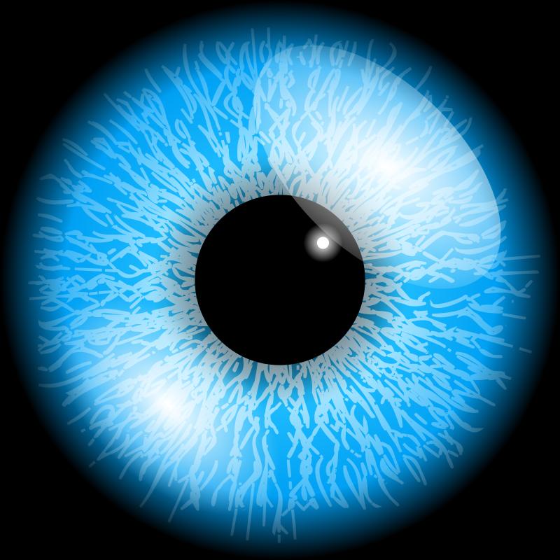 Blue Eyes clipart shocked eye Eyes PNG PNG Eye free