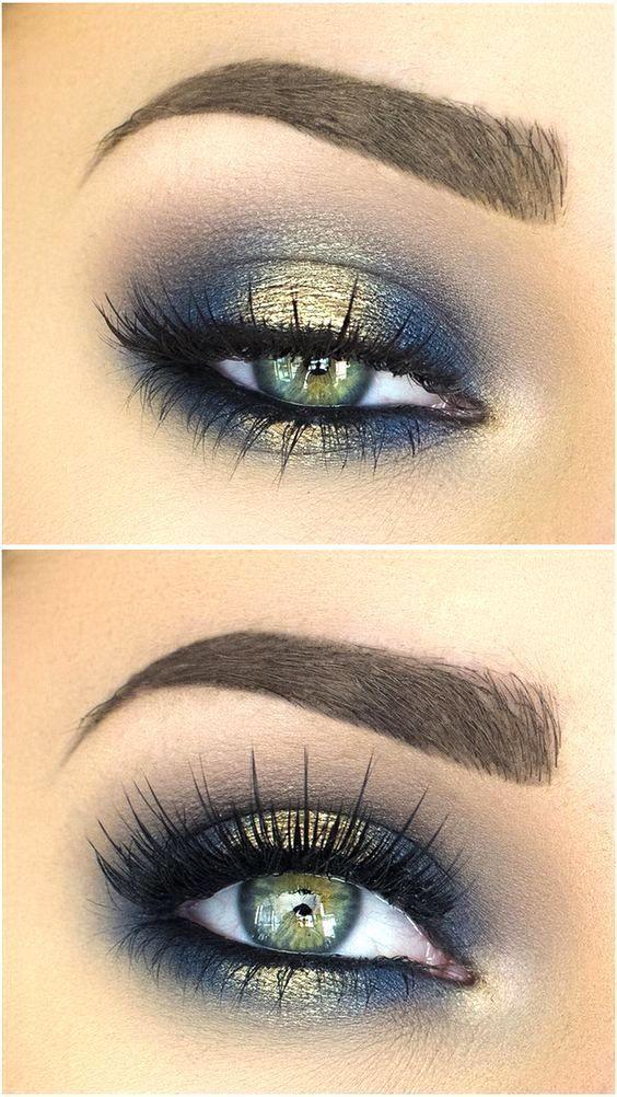 Blue Eyes clipart shocked eye Eye Eyeshadow Makeup Selfie Pinterest