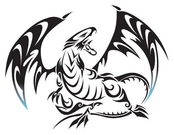 Blue Eyes clipart simple Eye dragon Simple  clipart