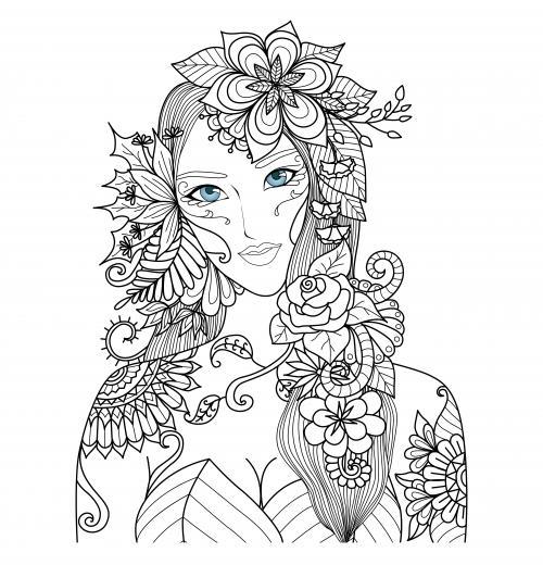 Blue Eyes clipart woman eye Coloring  Design Design Cartoon
