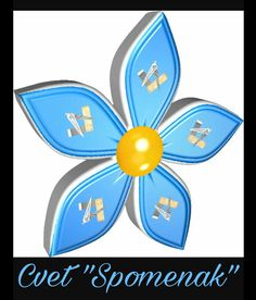 Blue Flower clipart cvet On Freemason UVLS Alliance in