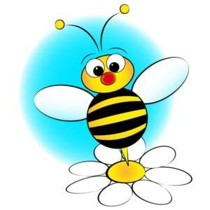 Bee Hive clipart singing bee Honeybee Clip images my clipart