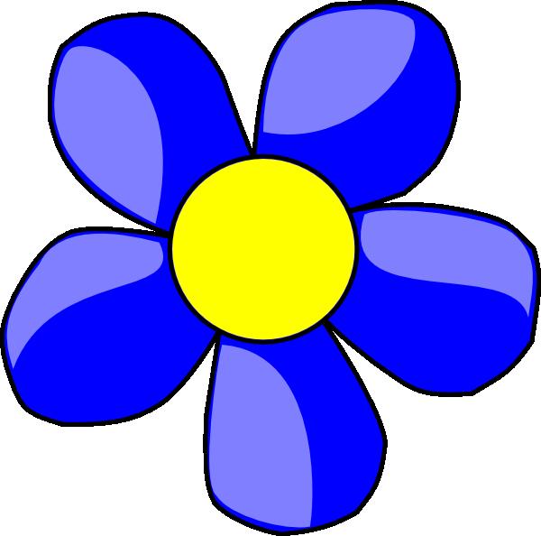 Yellow Flower clipart sad face Blue Tags · vector com