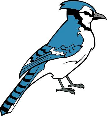 Jay clipart Clipart Blue Jay mascot jay