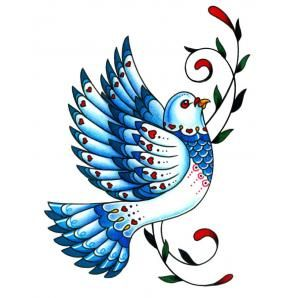 Blue Jay clipart bird face Love tattoo jay ideas bird