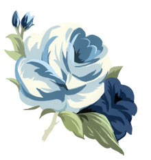 Blue Rose clipart BOMB4Y STOCK: on Roses BOMB4Y