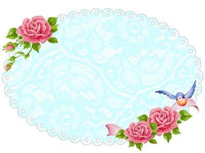 Blue Rose clipart valentines day rose 197 on Border best ART