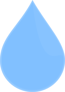 Waterdrop clipart teardrop #4