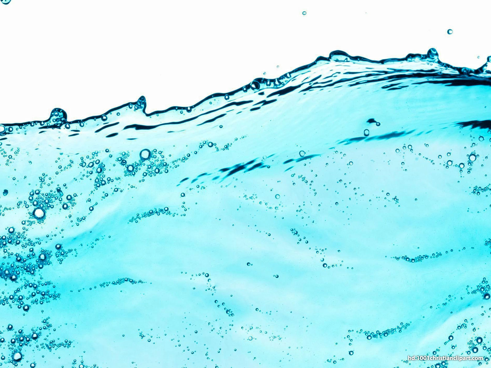 Blue Water clipart background powerpoint Blue HDR Backgrounds Blue Water