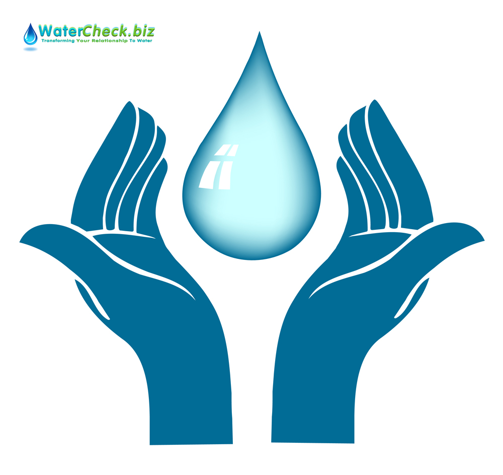 Blue Water clipart clean water People People importantly Nature and