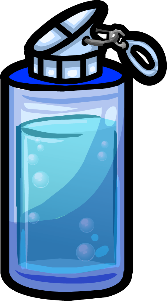 Bottle clipart water container Bottle water illustration Free graphic