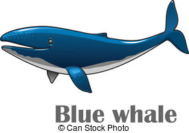 Blue Whale clipart 606 on Clipart isolated Whale